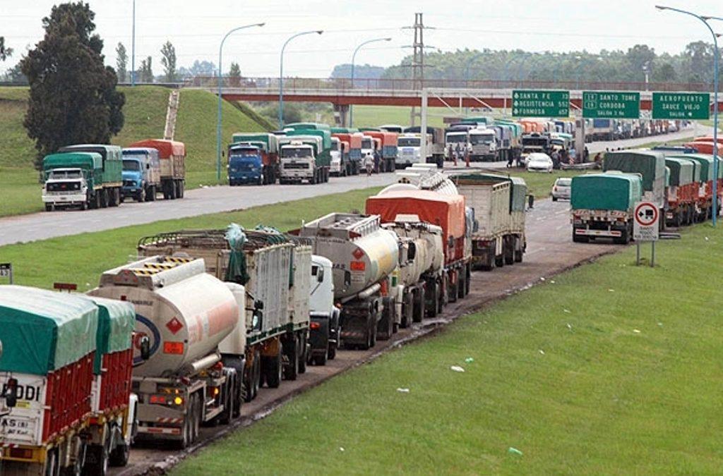 Resultado de imagen para cámara de empresarios del transporte de cargas